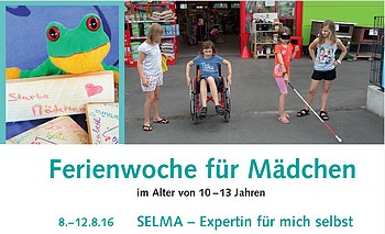 Selma- Workshop Sommer 2016
